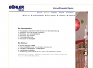 Bild Webseite  Spaichingen