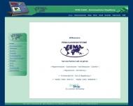 Bild Webseite Pema Coatings Magdeburg