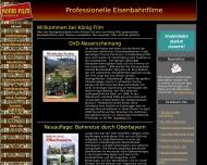 Website König Klaus Filmproduktion