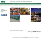 Bild AWG Abfallwirtschaftsgesellschaft mit beschränkter Haftung Wuppertal