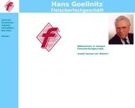 Bild Goellnitz Hans Fleischerei