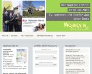 Schkeuditzer Wohnungsbau- und Verwaltungsgesellschaft - Willkommen