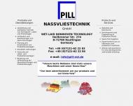 Bild Pill Nassvliestechnik GmbH