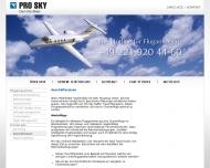 Website pro sky airbroker