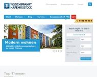 Bild Wohnungsgenossenschaft Schiffahrt - Hafen Rostock e.G. Geschäftsstelle