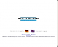 Martin Steckert -- DAVID-BRECHER