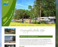 Campingplatz C15 Bolter Ufer - Home