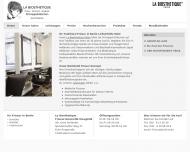 Bild Webseite Schnippelstübchen Holländer Berlin