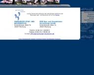 Bild Webseite  Marburg