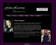 Bild Webseite Friseur Haarmony Friseur Berlin