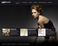 Website Walz Udo Coiffeur