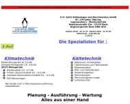 Bild Spitzl K. H. Kühlanlagen und Maschinenbau GmbH Ingenieurbüro