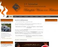 Bild F.P. Schmelzer Kachelofen- und Luftheizungsbau GmbH