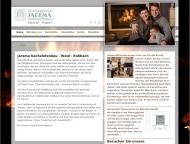 Website Jarema Kachelofenbau