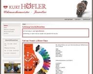 Bild Webseite Höfler Kurt Cadolzburg