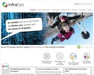 Bild Webseite InfraNet München