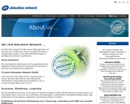 Website Allocation Network