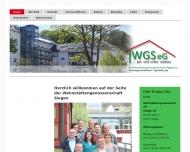 Bild Wohnstättengenossenschaft Siegen eG