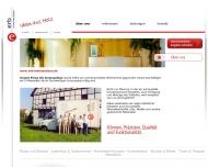 Website Erb Winfried Innenausbau