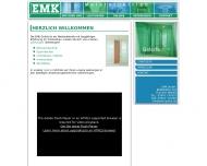 Bild EMK Tischlerei Trockenbau Fertigelemente-Montage GmbH