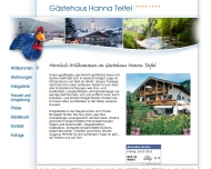 Bild Webseite  Reit im Winkl