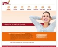 Bild Webseite Gemeinnütziges Wohnungsunternehmen Plettenberg eG Plettenberg