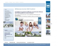 Website Gemeinn. Siedlungswerk