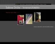 Bild Webseite Drüke Sabine Düsseldorf