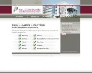 Bild Paul+Gampe+Partner GmbH Beratende Ingenieure Ingenieurbüro für technische Gebäudeausrüstung