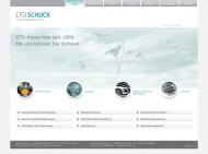 Bild Webseite Schuck München
