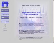 Bild Ing.-Büro für Elektrotechnik Hartmut Schade