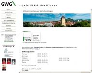 Bild GWG - Wohnungsgesellschaft Reutlingen mbH