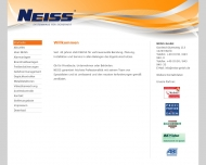 Bild Webseite Neiss Berlin