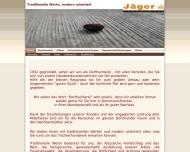 Website Jäger Joachim Tischlerei