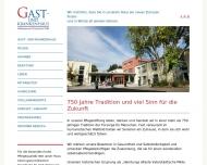 Bild Altenheim & Pflegeheim Gast- und Krankenhaus