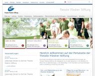 Theodor Fliedner Stiftung - Altenhilfe, Wohnen f?r Menschen mit Behinderungen, Psychische und psycho...