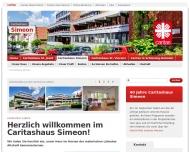 Bild Haus Simeon Alten- u. Pflegeheim des Caritasverbandes für Schleswig-Holstein e.V.