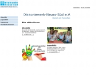 Bild Jugend u. Sozialwerk Norf-Nievenheim e.V. und Heinrich-Grüber-Haus Altenkrankenheim und Diakoniewerk Neuss Süd e.V.