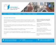 Bild Webseite Heimbau Bayern Bau- und Verwaltungsgesellschaft München