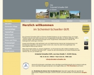 Website Schenkel-Schoeller-Stift