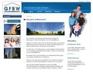 - GFBW Bau- und Wohnungsgesellschaft mbH