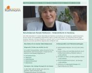 Bild Webseite Rathmann Renate Naturheilpraxis Hamburg
