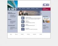 Bild Webseite Kabel & Medien Service Unterföhring