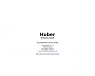Bild Webseite Huber Wohnbau Igling