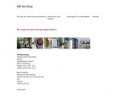Website Siedlungswerk Nürnberg