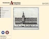 Bild Sächsisches Auktionshaus u. Antiquariat Johannes Wend KG