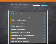 Bild Bauwerkstrockenlegung u. technische Bauaustrocknung GmbH