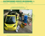 Bild Bautrocknungs- Service-Holdermann Gmbh