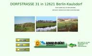 Bild Webseite Bau - Concept - Gesellschaft Berlin