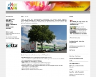 Website RAFA